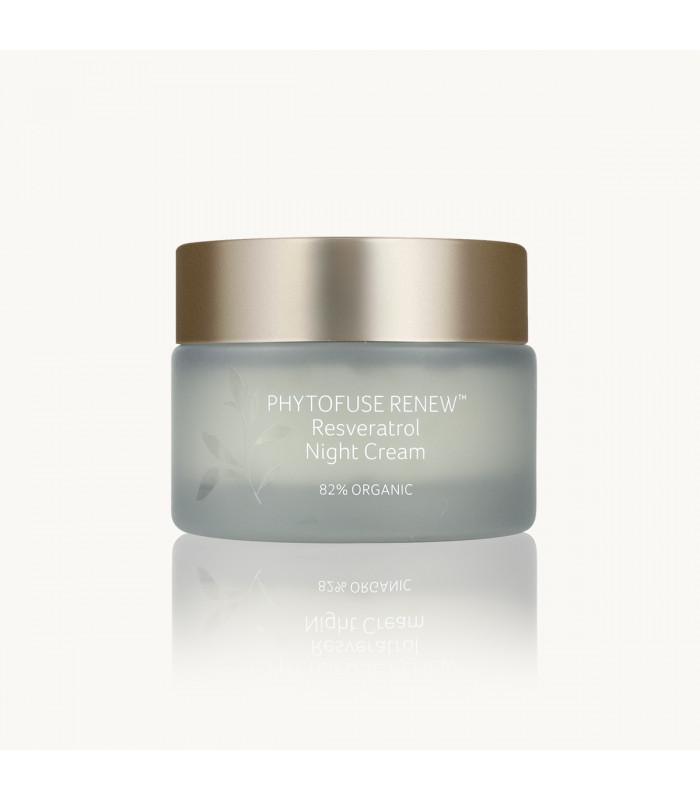 INIKA ORGANIC Phytofuse Renew™ Resveratrol Night Cream