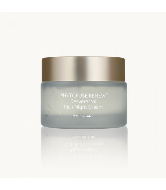 INIKA ORGANIC Phytofuse Renew™ Resveratrol Rich Night Cream
