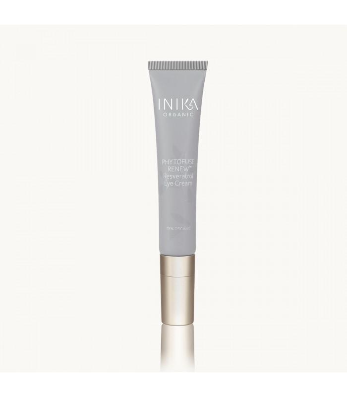 INIKA ORGANIC Phytofuse Renew™ Resveratrol Eye Cream